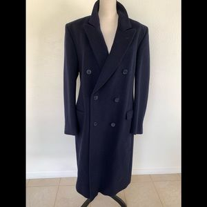 Givenchy Monsieur Wool Coat